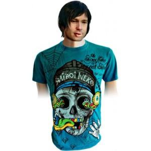 Shiroi Neko T-Shirt SNAKE SPIRIT