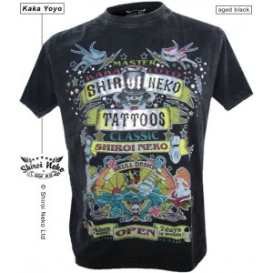 Shiroi Neko T-Shirt KAKA YOYO